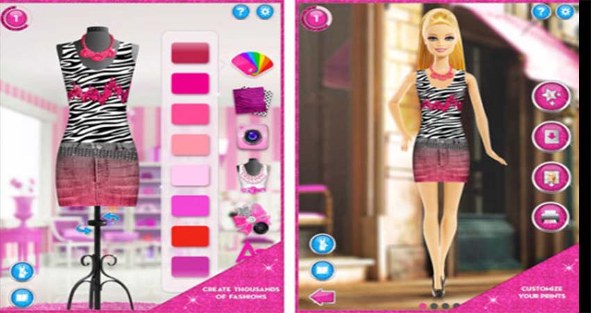 Barbie Collaboration; from Fashion Designers to Online Game